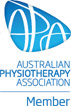 Australian Physiotherapy Assocation Member